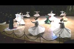 スーフィーダンス(セマー)